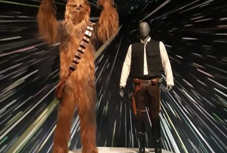From a Galaxy Far, Far Away: Star Wars Costumes at the Detroit Institute of Arts