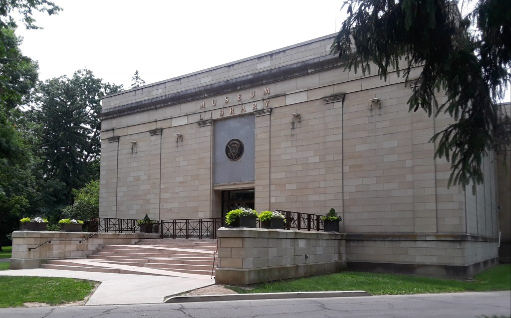 Hayes Presidential Library