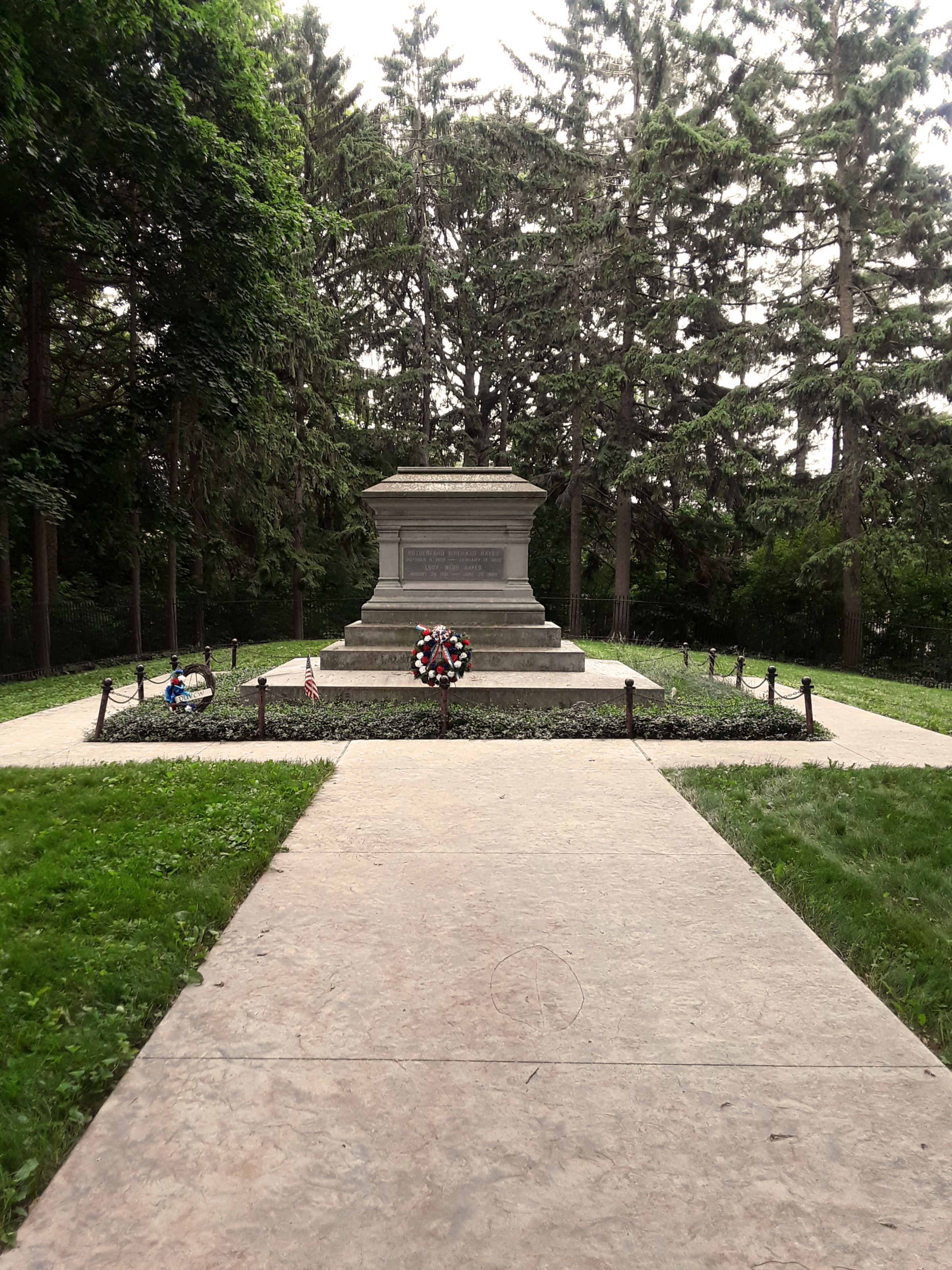 Spiegel Grove: The Rutherford B. Hayes Presidential Library and Museums
