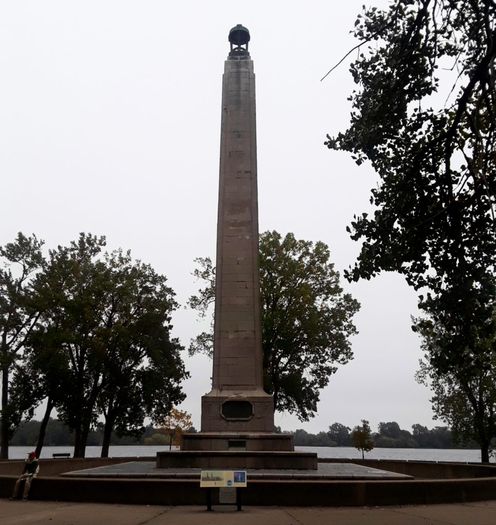 Commodore Perry monument