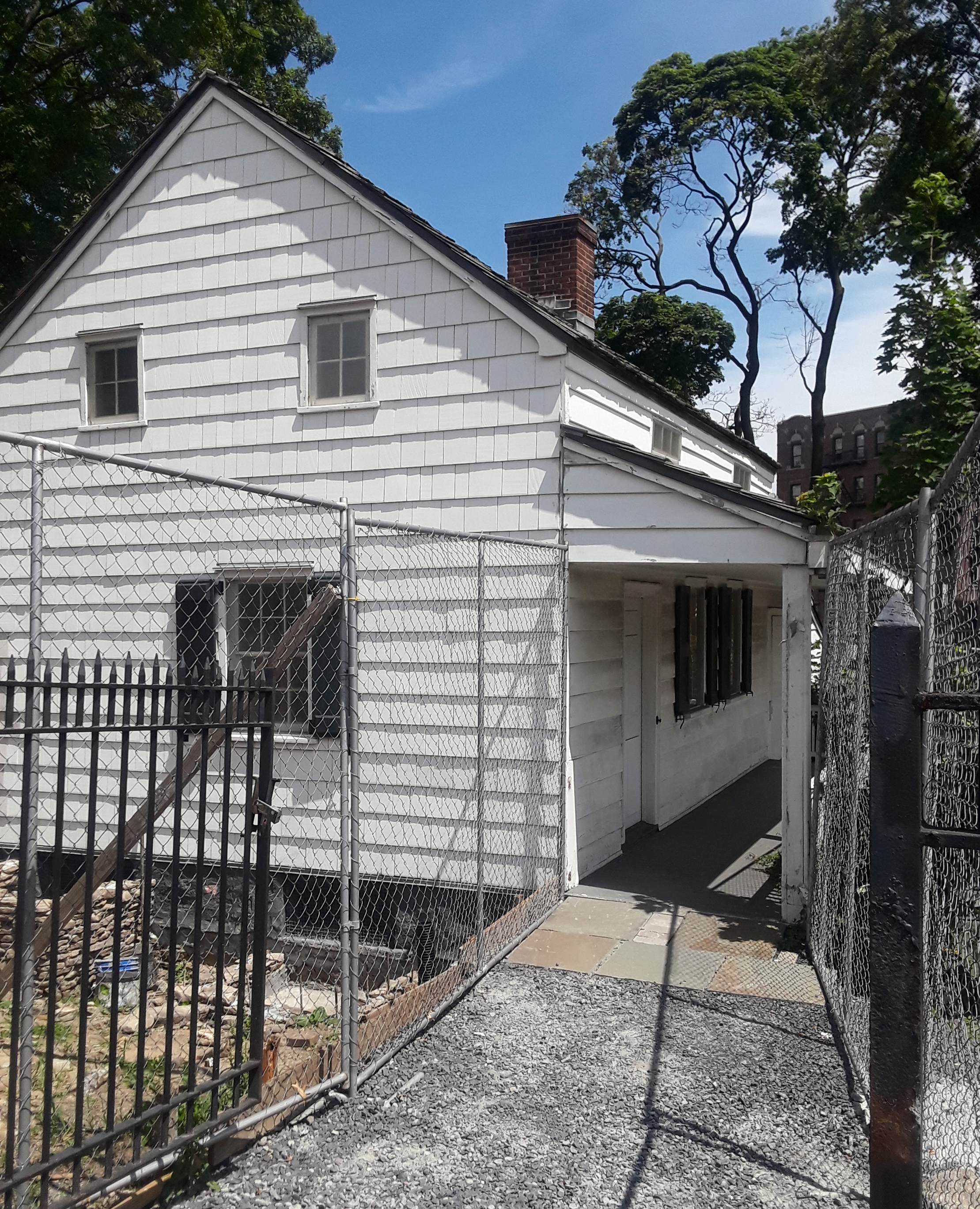 The Edgar Allan Poe Cottage in the Bronx: My Annabel Lee