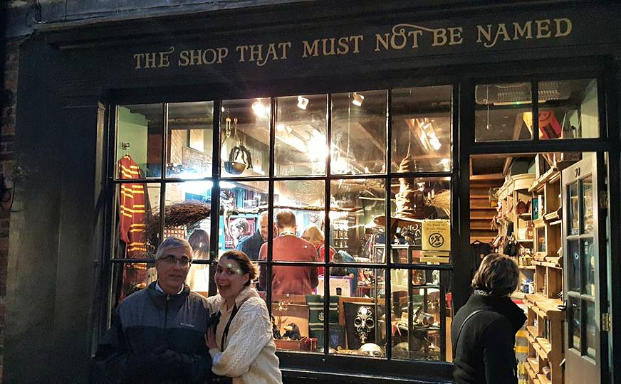 Shop that must not be Named