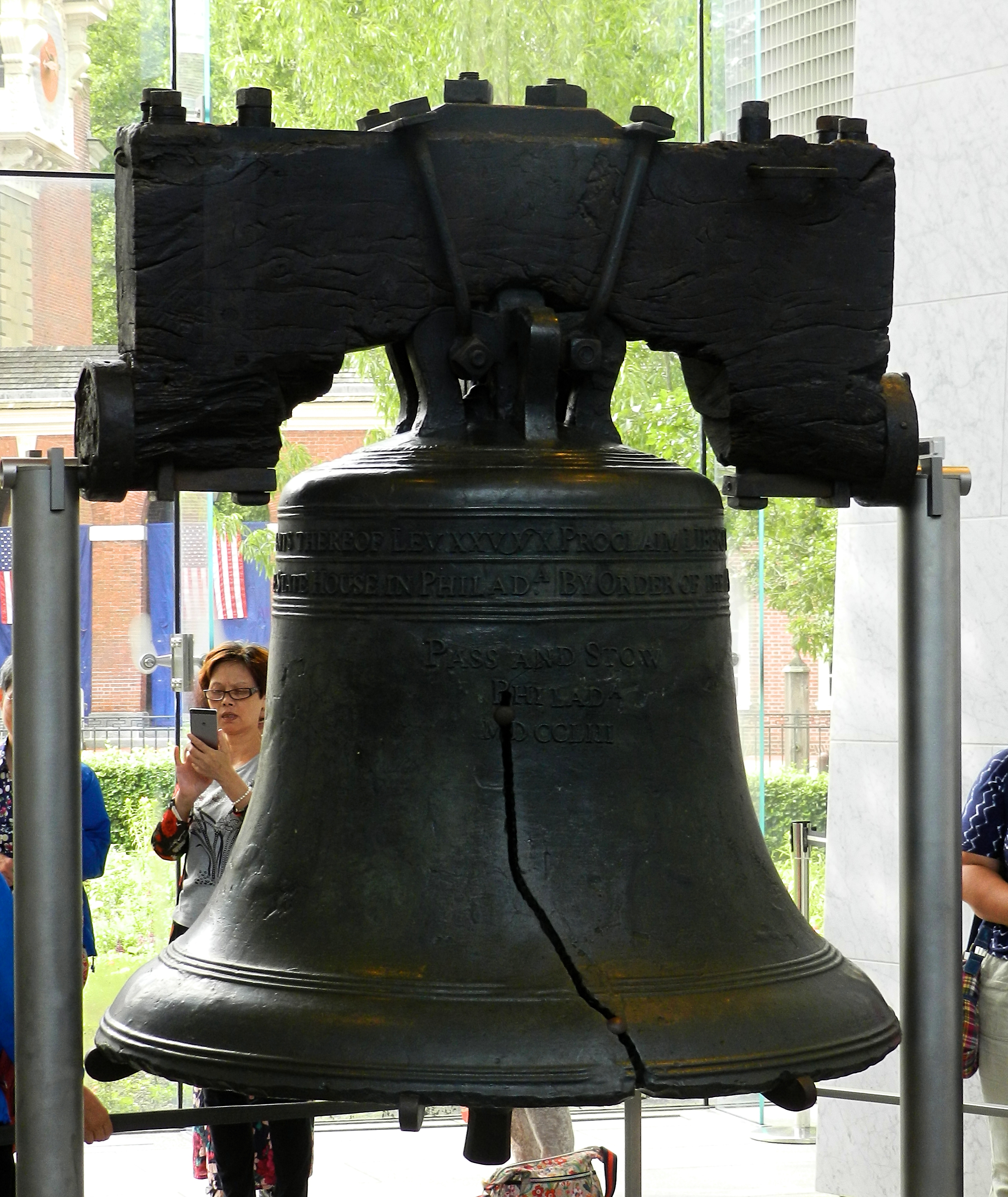 Let Freedom Ring: The Liberty Bell Center