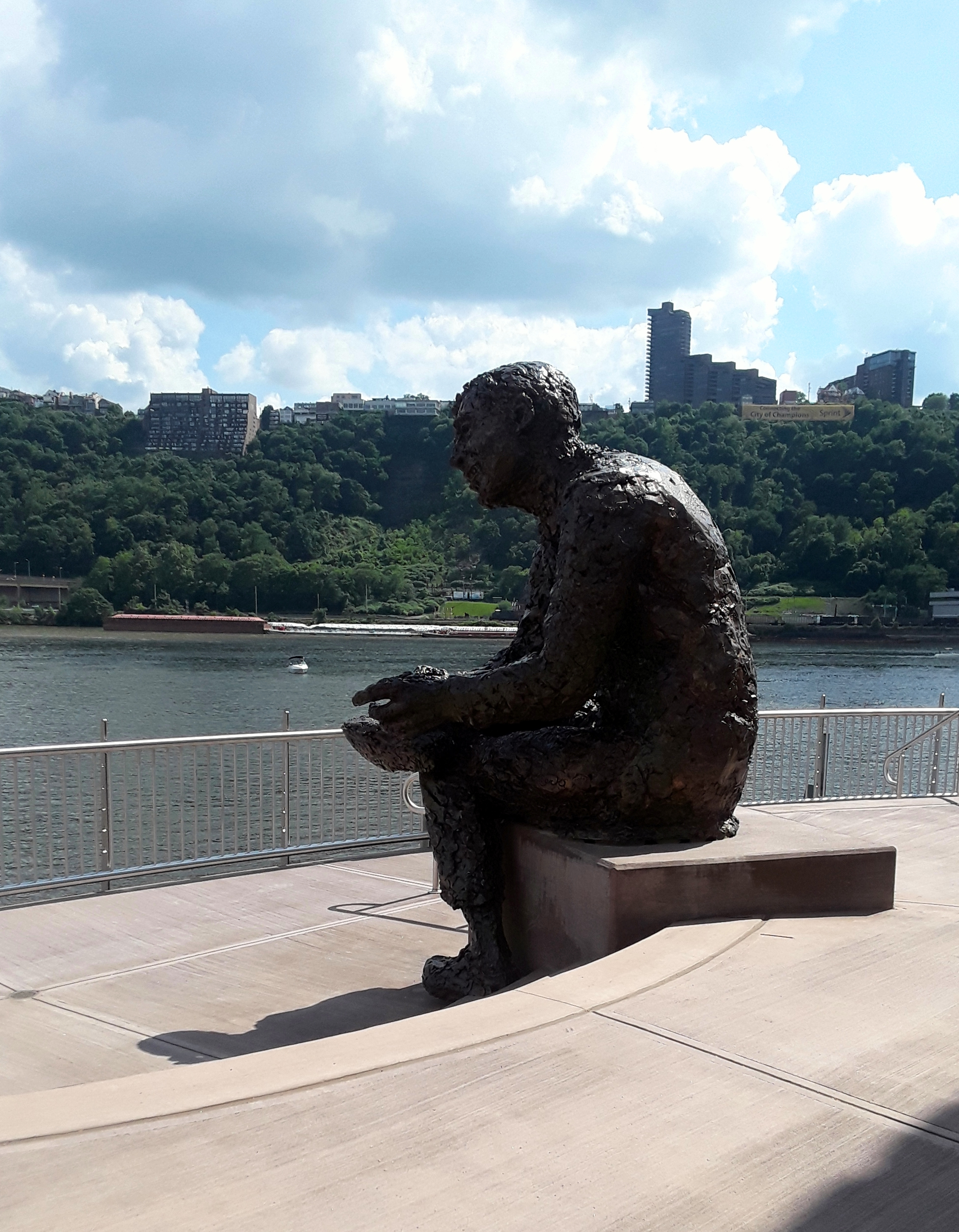 Pittsburgh's Monument to Mr. Rogers: Won't You Be My Neighbor?
