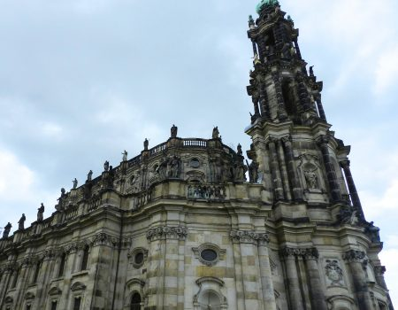 Dresden Kathedrale: The Church of the Court