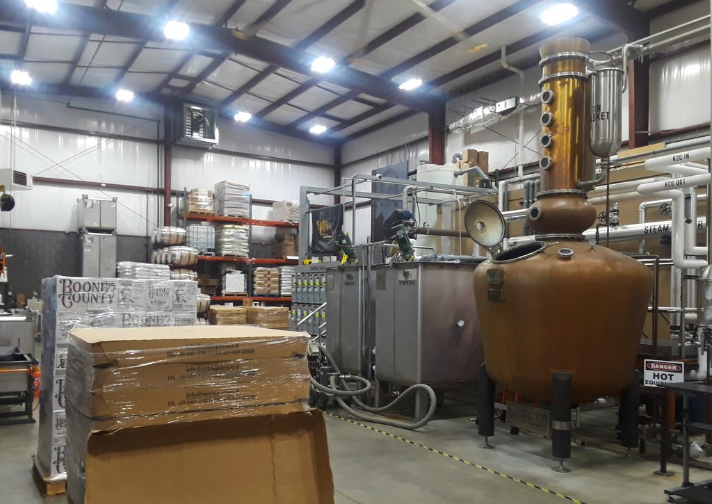 Boone County Distilling Co