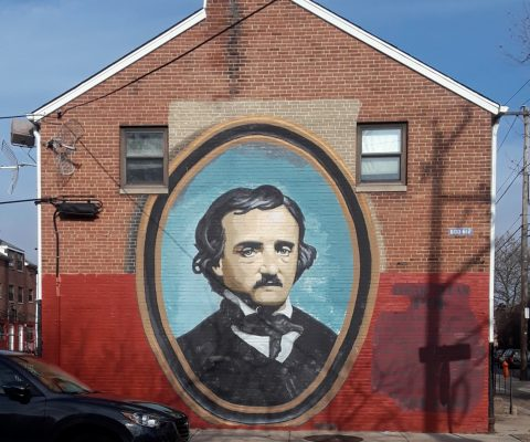 The Edgar Allan Poe House in Philly