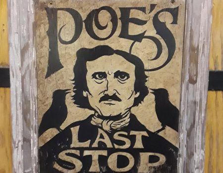 Edgar Allan Poe in Baltimore: The Horse You Came In On Saloon
