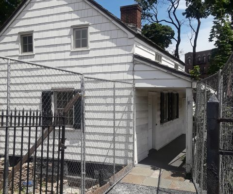 My Annabelle Lee: The Edgar Allan Poe Cottage in the Bronx
