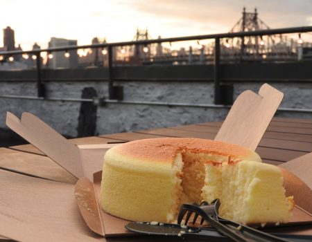 Snack Attack: Jiggly Japanese Cheesecake