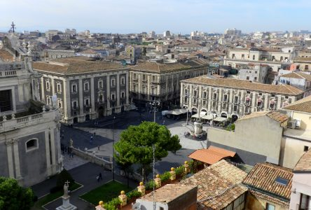 The Black Baroque of Catania: Volcanic Architecture