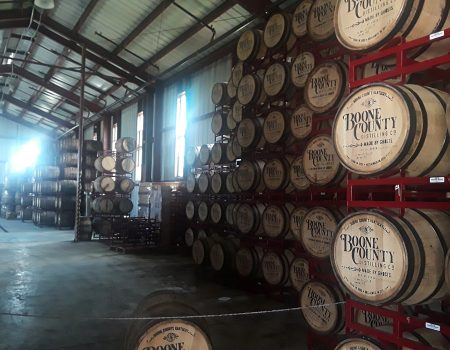 Boone County Distilling Co.: Bourbon Made by Ghosts
