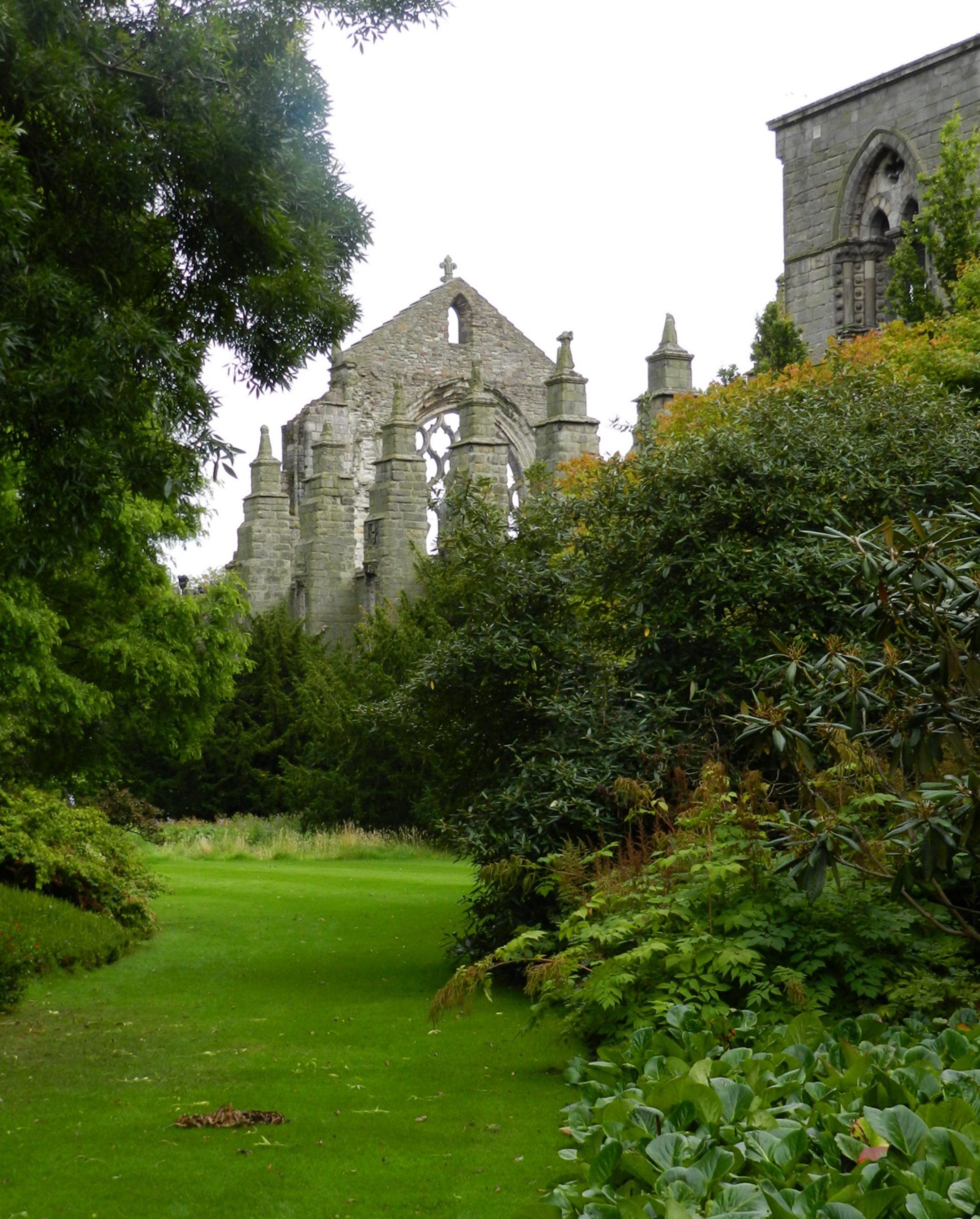Holyrood Palace & Park: Fit for a King